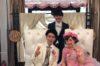 幼馴染の結婚式に出させていただきました。|文京区【蝶ネクタイ美容師】